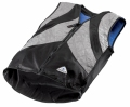 Evaporative Cycling Cool Vest - Silver/Black