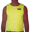 Yellow Cooling Vest  - Chest 105 cms - XL